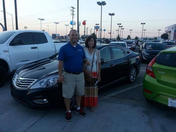 Some of our recent customers are ultra-excited about their new and used car purchases in Oklahoma City, OK.